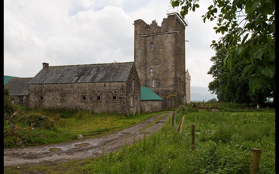 Ballinard Castle Info   County Tipperary, Ireland