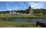 Image of Ogmore Castle